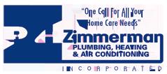 Zimmerman Plumbing Heating and Air Conditioning | Harrisburg PA