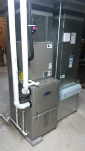 heating system installation in the harrisburg area