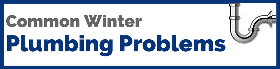 common plumbing problems winter