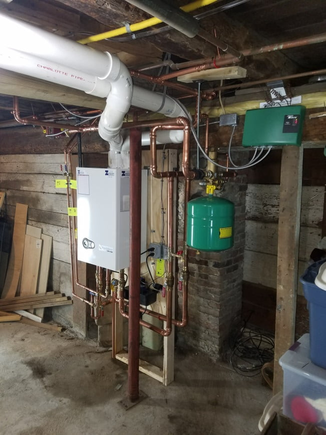 Gas Boiler Replacement Mechanicsburg Pa Zimmerman