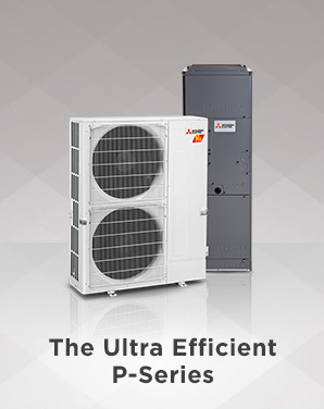 Mitsubishi Altios Heat Pump System