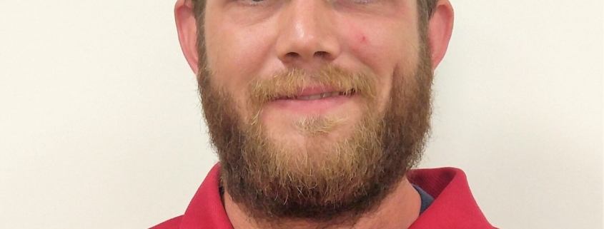 headshot of Garrett F, an employee at Zimmerman Plumbing, Heating and Air Conditioning