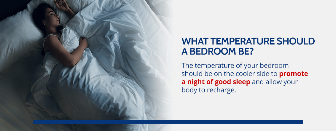What Temperature Should a Bedroom Be?