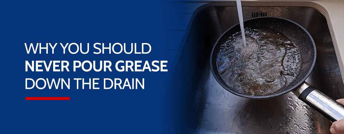 Why You Should Never Pour Grease Down The Drain title image